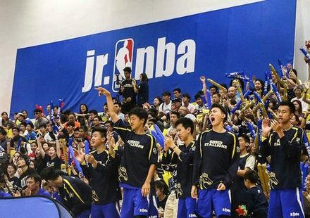 盛力世家助力Jr.NBA,共同推动全国青少年篮球运动发展