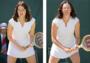 成功担任电影明星替身后,这位荧幕无名氏迎来网球生涯小高潮