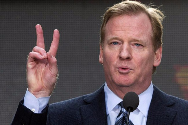 NFL麻烦不断,总裁古德尔凭什么是美国最有钱的CEO之一?| 懒熊涨姿势