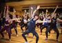 莱美推出全新芭蕾塑形课程,旨在引领健身消费群体