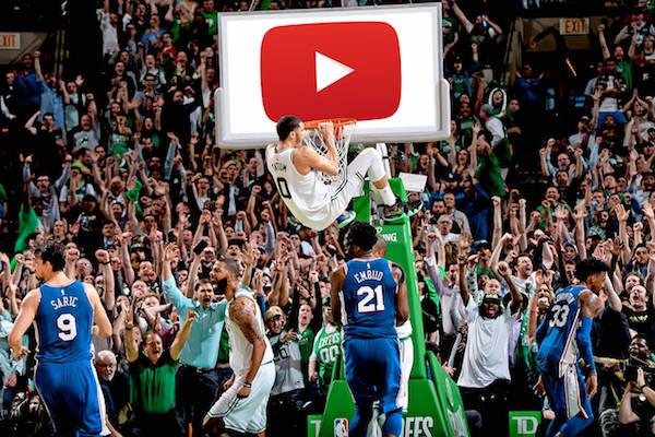 YouTube时代成长起来的NBA新星,正在以极快的速度成熟起来
