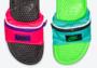 耐克夏日推出创意腰包拖鞋,领衔中国2018Q1运动鞋行业销售市场