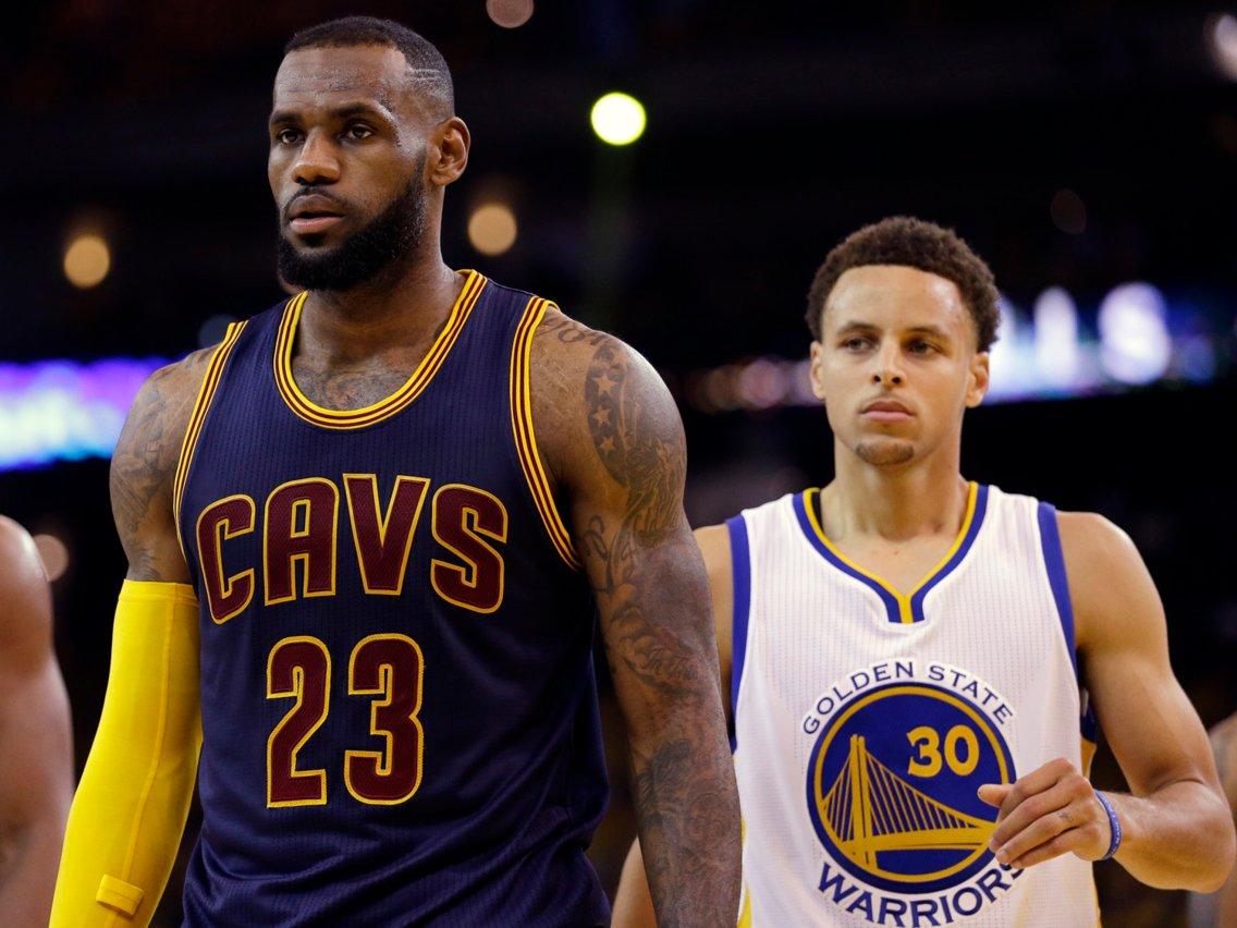改换门庭、四散各地!回望NBA总决赛首次骑勇对决的那些球员