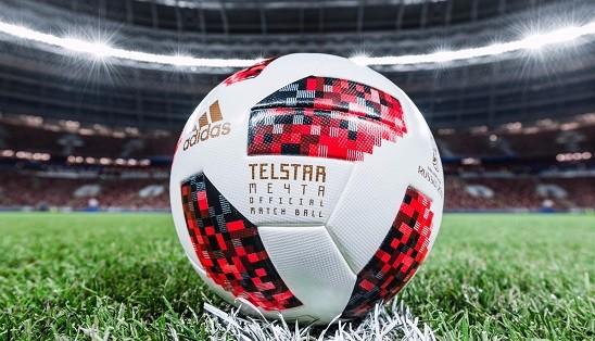 """阿迪达斯发布世界杯淘汰赛用球,""""黑白电视""""变""""彩电""""?"""