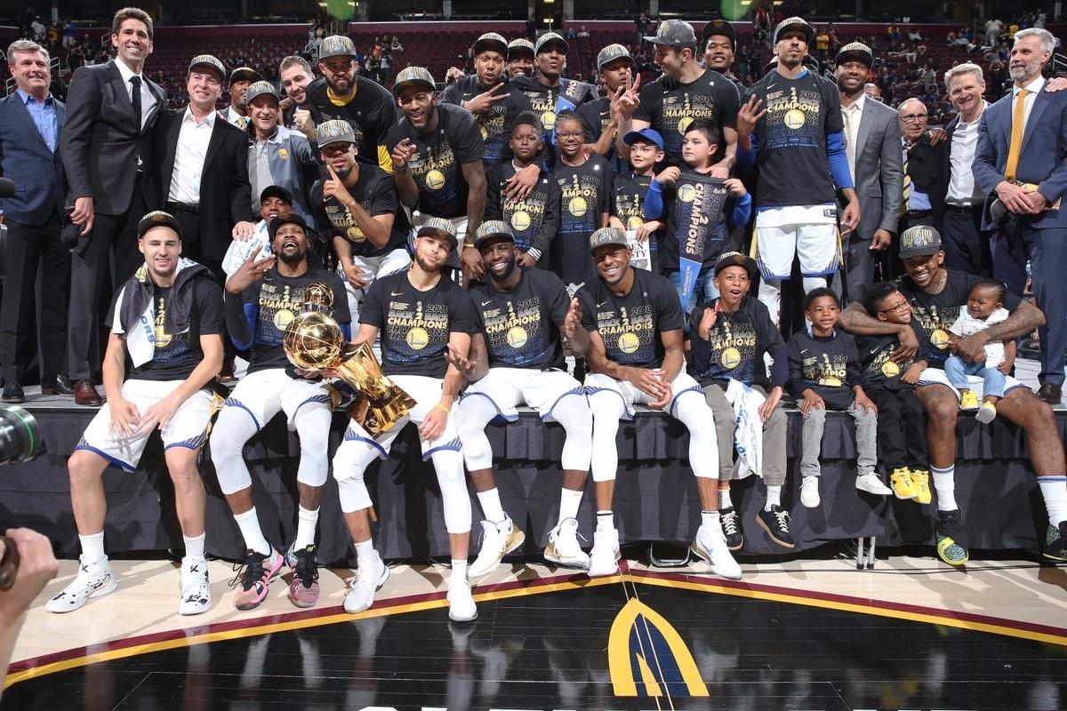 黎双富@王峰十问:NBA冠军勇士队背后的创新与颠覆