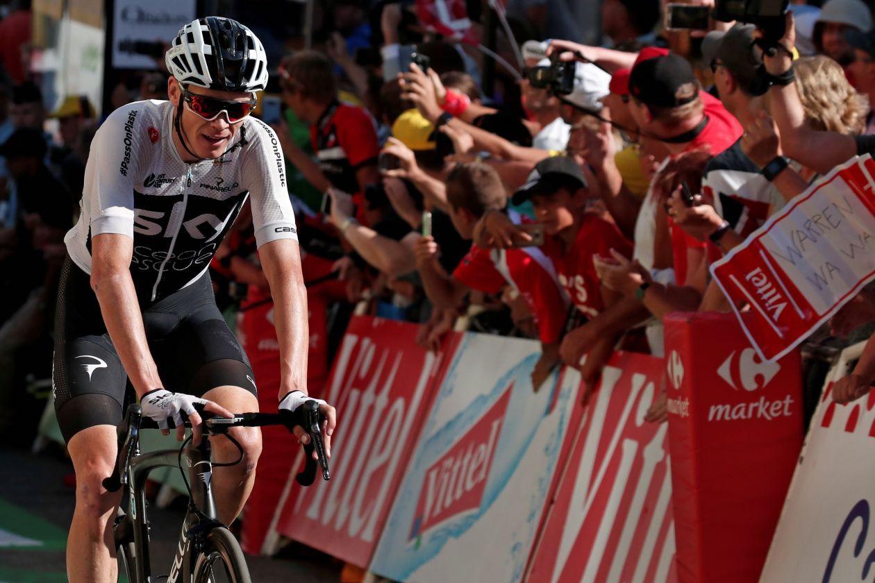 环法自行车赛如果控制观众?放任主义就是主办者的方案