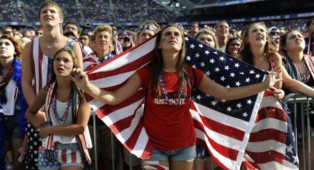 没有美国队的世界杯结束了,这届美国球迷是怎么看球赛的?