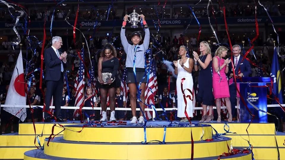 美网夺冠,赢家不只是大坂直美