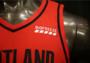 NBA波特兰开拓者队达成球衣广告协议