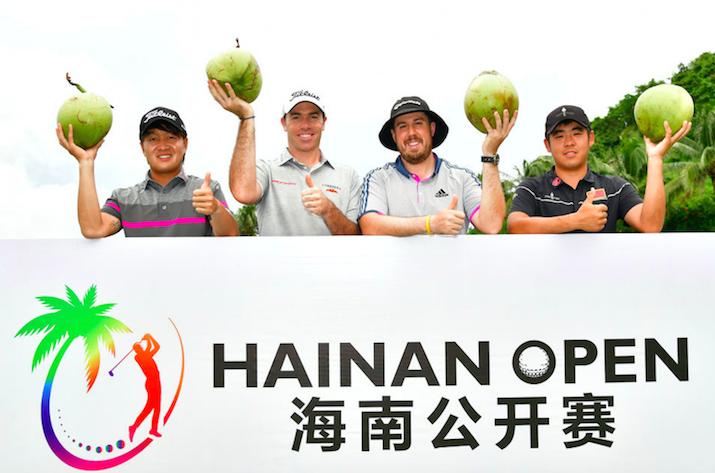 海南高球公开赛十月开赛,推动国际旅游消费中心建设