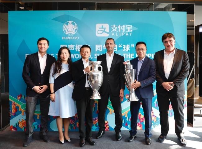 支付宝牵手欧足联8年:当体育数字化遇到中国移动支付全球化