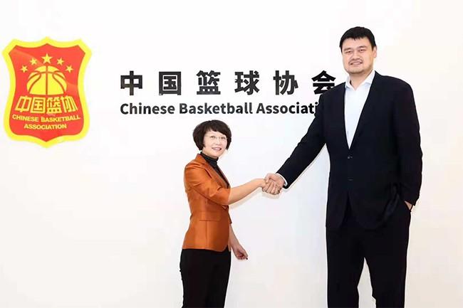 盈方与中国篮协续签2+4合同,继续代理中国男篮招商