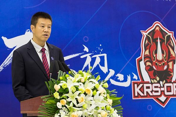 赵相林履新奥众体育,中国体育人在46号文风口下的第二次转身