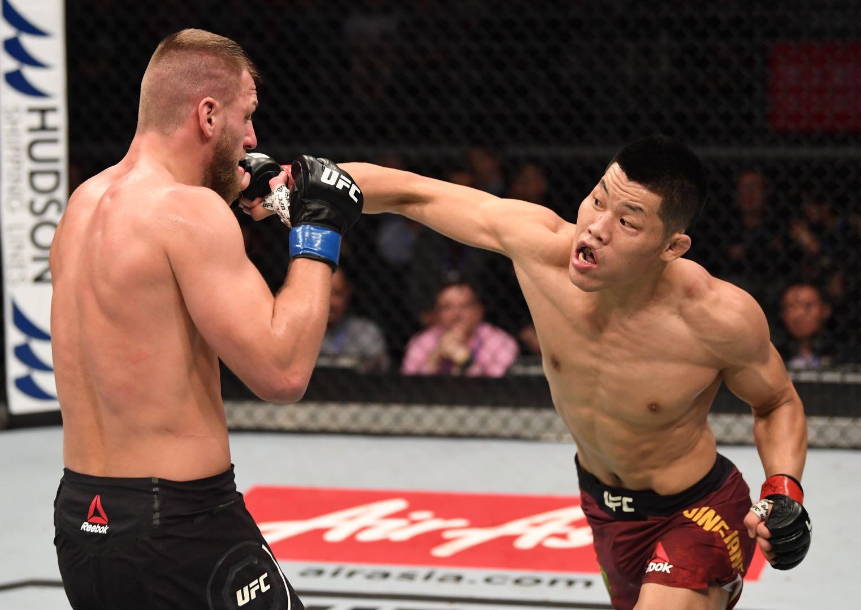 UFC在中国加大投入的背后,是正在加速洗牌的搏击赛事市场