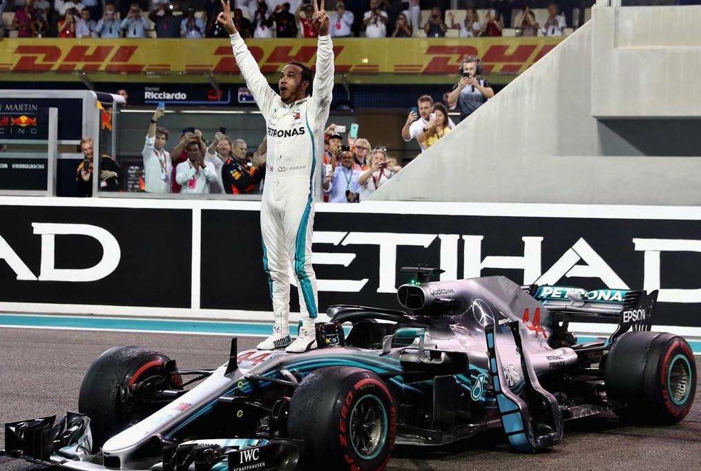 阿隆索F1职业生涯谢幕,汉密尔顿5冠王称霸2018赛季F1