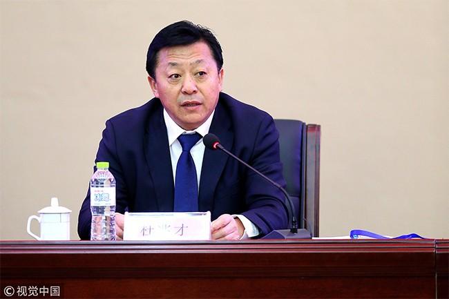 杜兆才获提名参选亚足联副主席,面临东亚区另外3人竞争