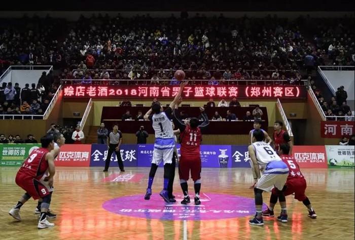 常住人口近亿,无CBA球队,河南的业余篮球联赛怎么做?