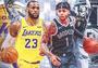 第13届NBA中国赛行程敲定,湖人篮网将于沪深对战