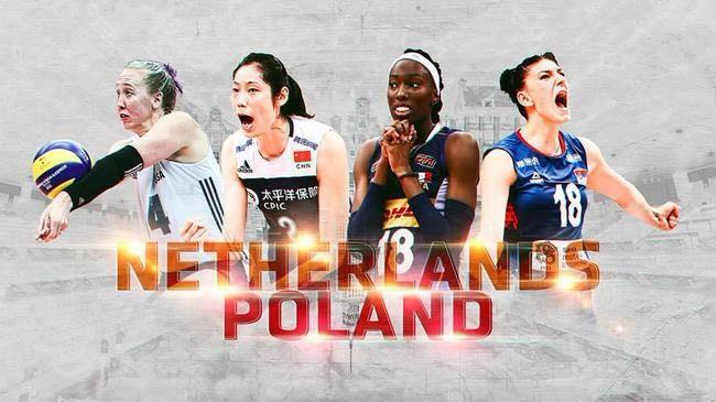 2022女排世锦赛首次由荷兰、波兰联合承办