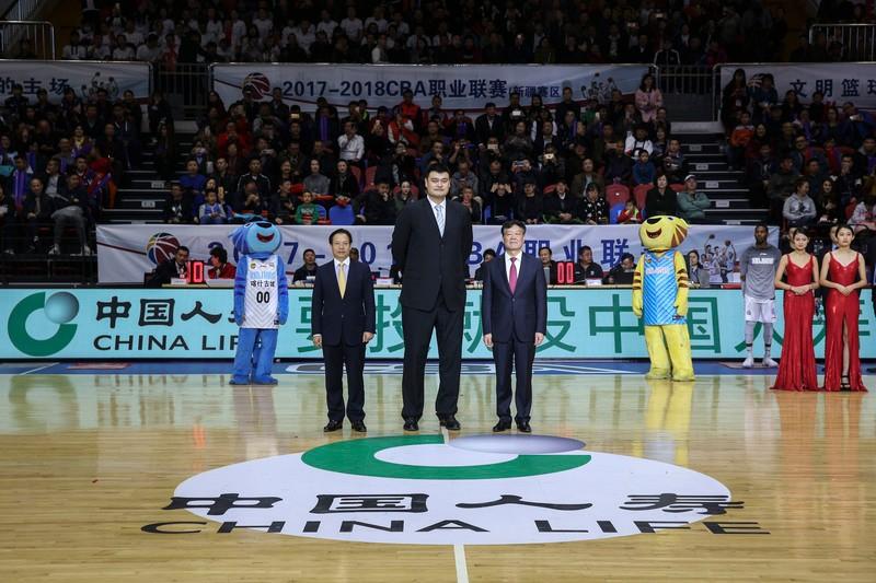"""锁定本土篮球核心资源,中国人寿如何围绕""""投""""做好营销"""