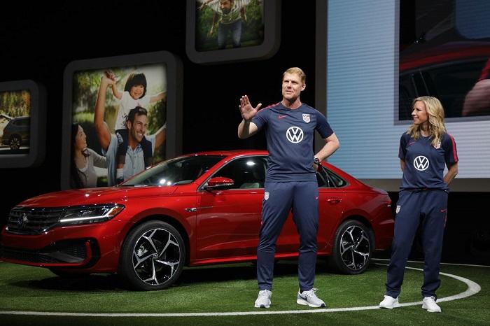 大众汽车成为美国足协官方赞助商,赞助金额达千万美元仅次于耐克