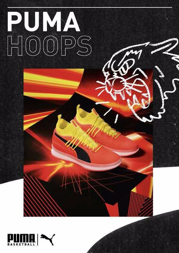 彪马篮球鞋上线中国市场,售价不足千元10分钟售罄