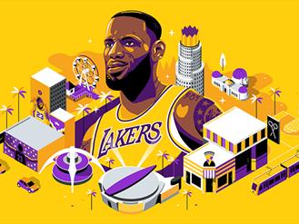向乔丹看齐,詹姆斯未来也想承办NBA全明星赛?
