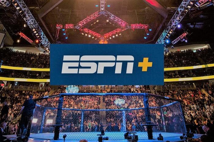 ESPN+与UFC续约至2025年,获美国市场UFC独家版权