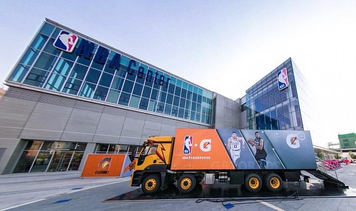 百事公司佳得乐品牌宣布与Jr. NBA达成战略合作