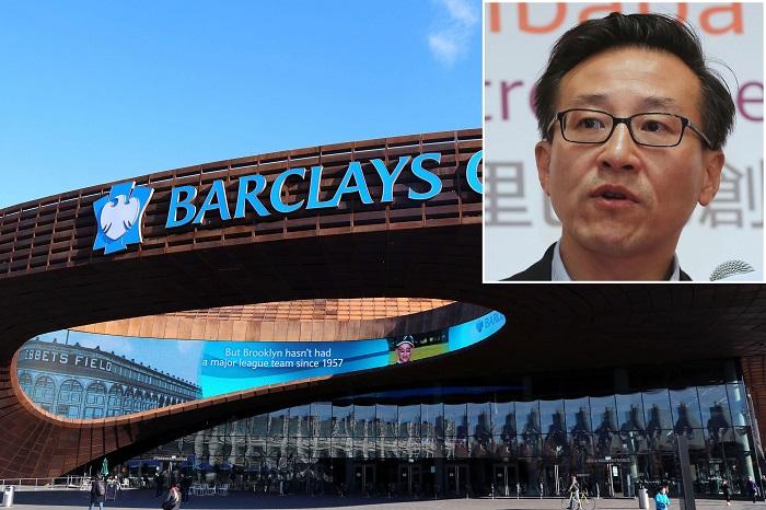 蔡崇信确认有意购买篮网队主场巴克莱中心股权