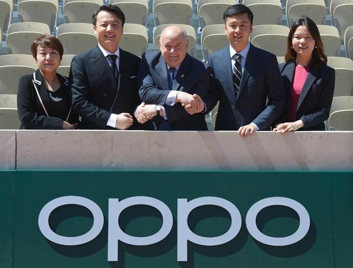 OPPO一举拿下温网、法网,体育营销赋能品牌全球化
