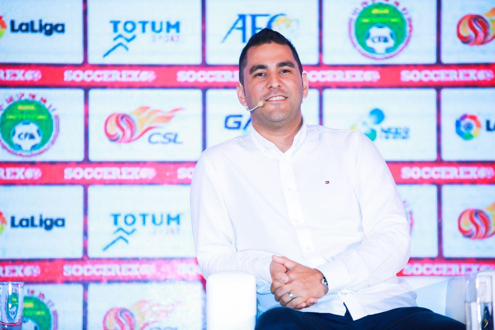 专访厄齐尔经纪人Dr. Erkut:经纪人是良心活,未来厄齐尔会考虑到中国踢球