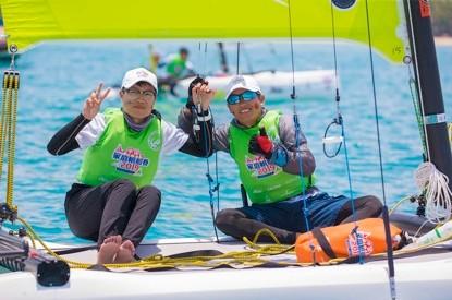2019中国家庭帆船赛收官,赛事区将建帆船主题公园