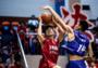 2019Jr. NBA北京高中组决赛落幕,北京四中与清华附中分获男女子冠军