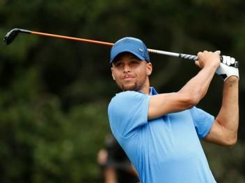 斯蒂芬·库里:我是队里最好的高尔夫球手,来年仍希望重返总决赛舞台