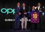 OPPO与巴塞罗那续约三年,并推出新款球队定制版手机