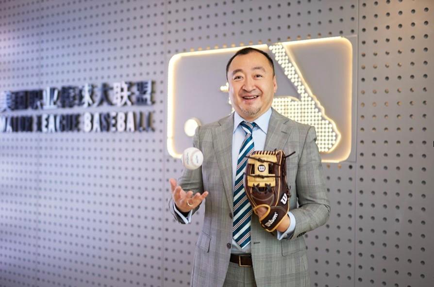 前福斯传媒集团亚洲区高管加盟美职棒,任MLB中国区董事总经理