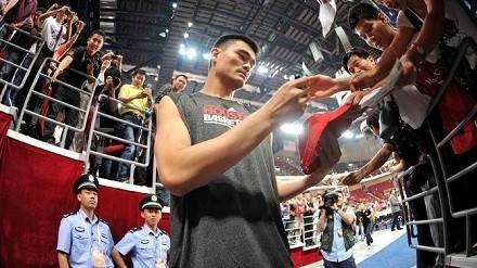 中国已成NBA最大福地,下一个姚明何时才能到来?