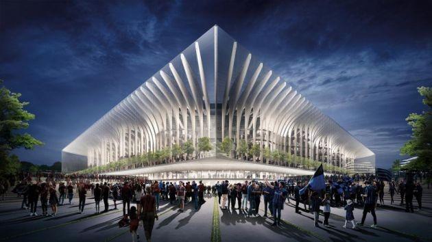 圣西罗球场启动12亿欧元改造计划,承诺实现零排放