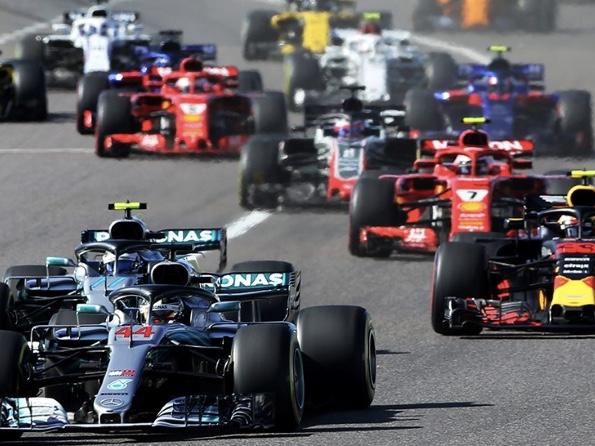 奔驰F1引擎研发费用或超14亿美元,过去5年曾赢得七成F1比赛