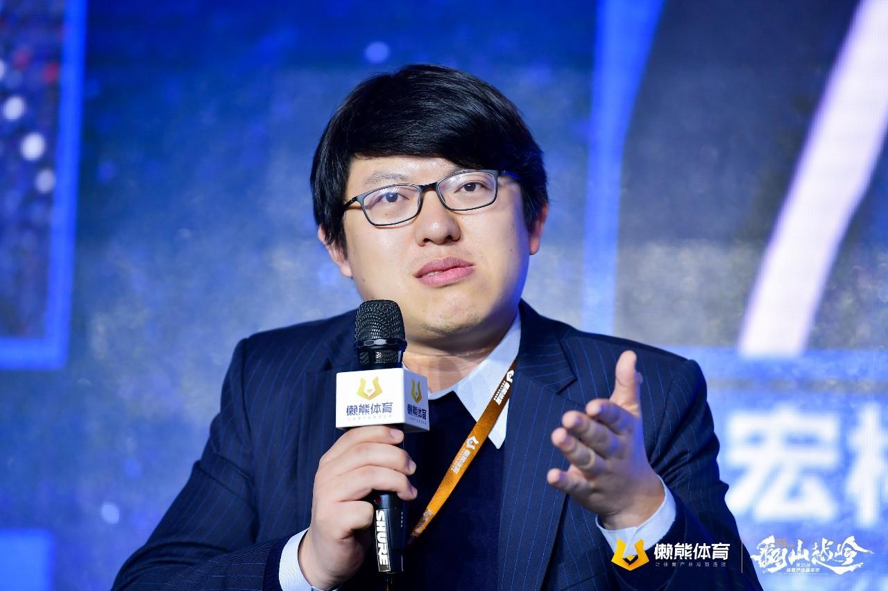 快手高级副总裁马宏彬:坚信普通人的力量,助力体育生长型IP