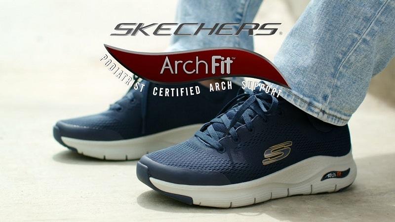 斯凯奇推出全新产品线Arch Fit,专门针对足弓畸形消费者