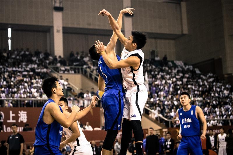 Jr. NBA上海站总决赛落幕,南模中学再次卫冕
