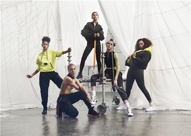 Jordan品牌首次推出女性街头潮流服饰,季度销售额已经突破10亿美元