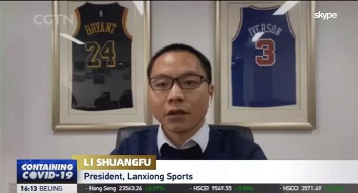 央视CGTN连线懒熊体育:奥运延期对体育产业影响如何