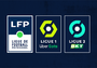 法甲、法乙联赛新赛季更换视觉标识,Uber Eats与BKT分别冠名赞助