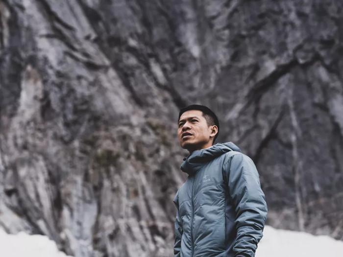 """第六次,""""鸟人""""终于攀上布达拉峰北壁"""