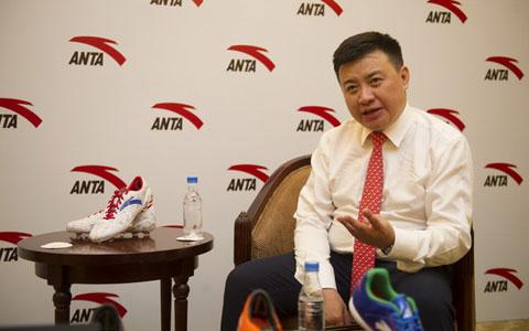 亚玛芬体育高层变动,安踏总裁郑捷担任首席执行官