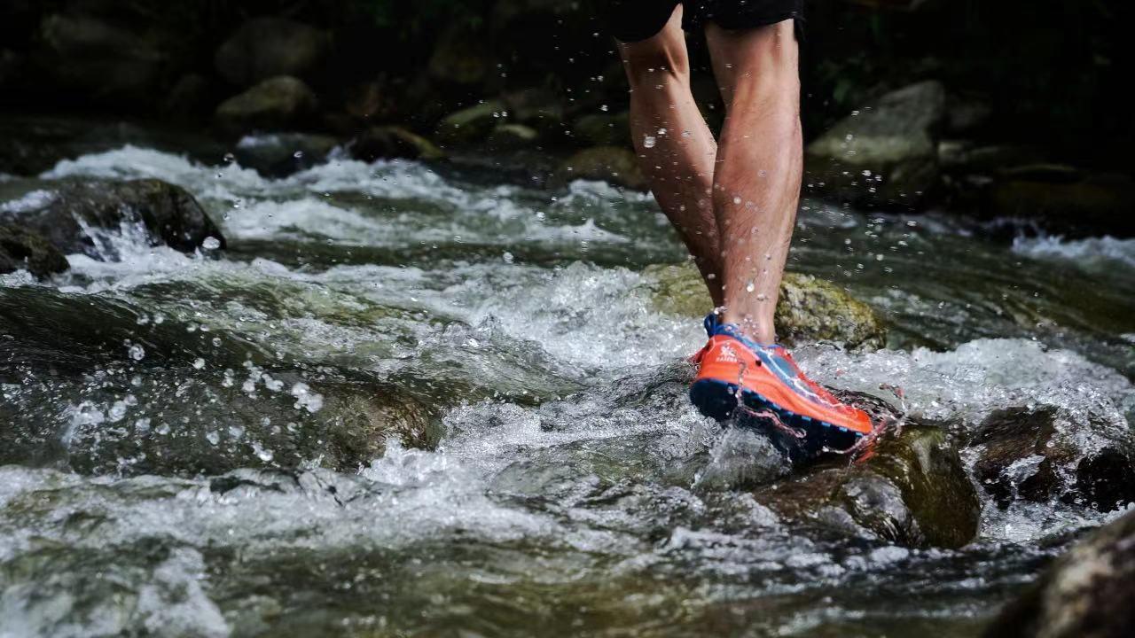 凯乐石十年造一鞋,国产越野跑鞋的突围之路