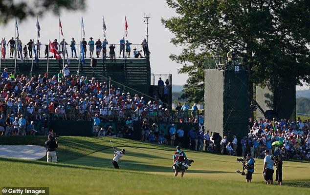 """美国职业高尔夫协会PGA计划与特朗普""""割席"""":""""与总统的任何关联都是有毒的"""""""